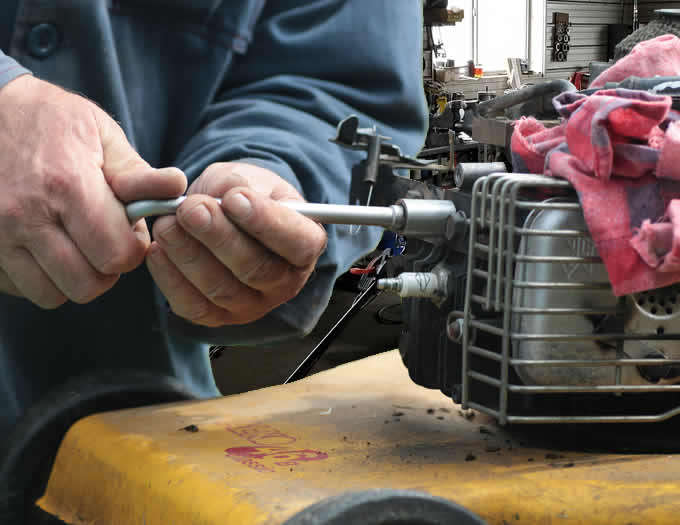 Small Engine Motor Repair Services New Haven Indiana