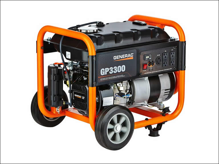 Residential and Commercial GP3300 Generator