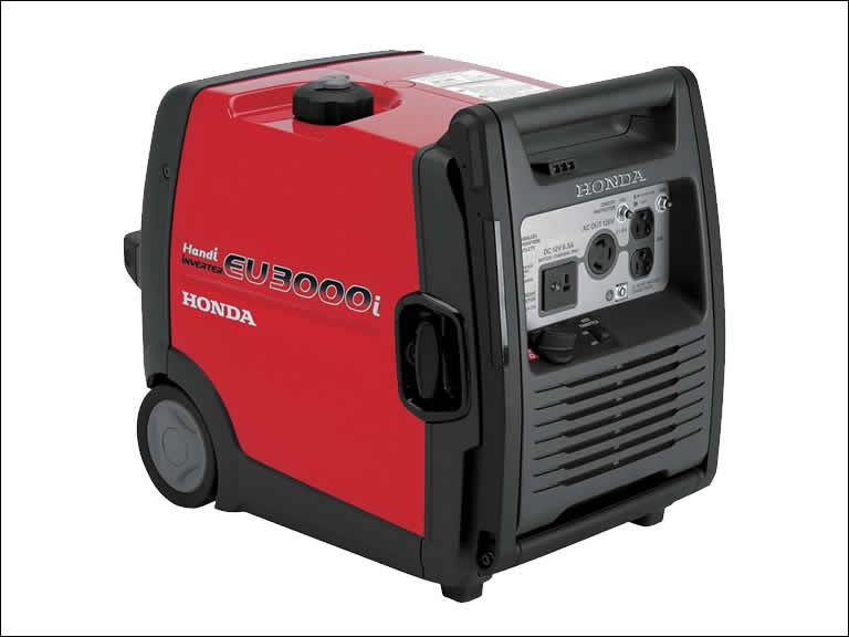 Residential Honda EU3000 portable generator