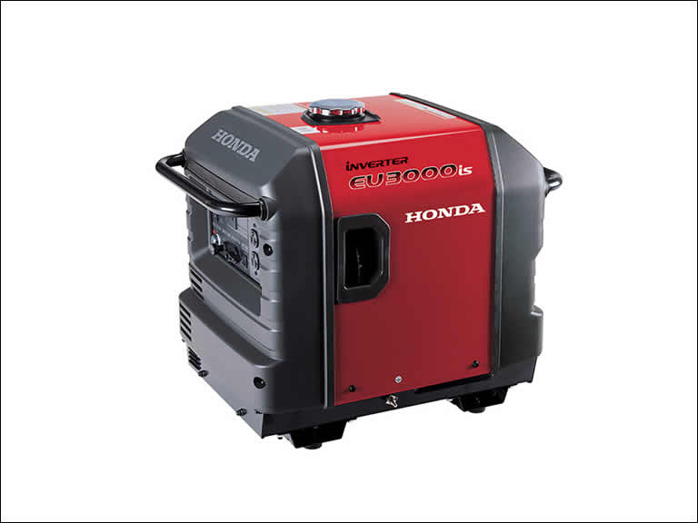 Residential Honda EU3000is portable generator