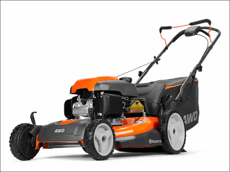 Husqvarna Self Propelled Push Mower HU800AWDH