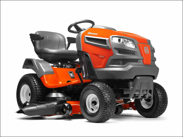 Husqvarna Riding Lawn Mower YTH24V48