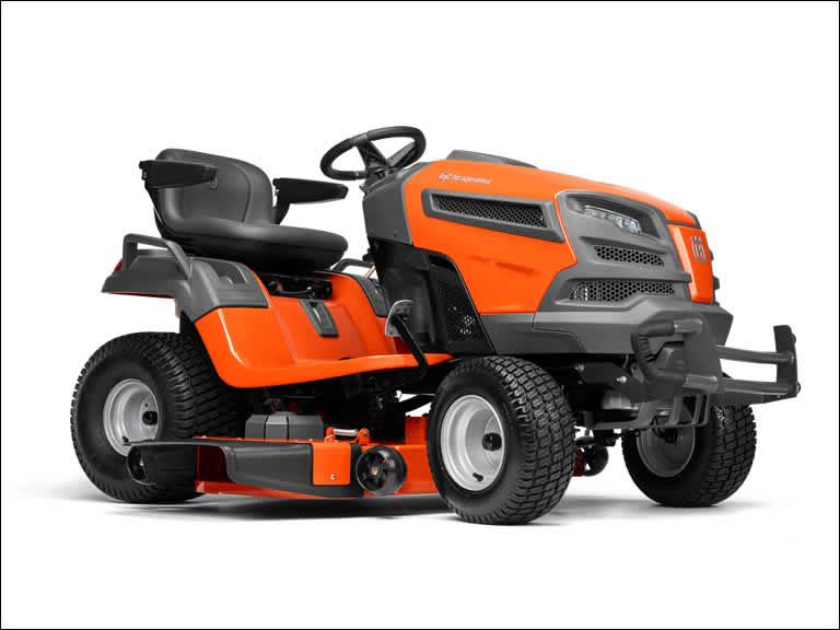 Husqvarna TS 348 Garden Tractor