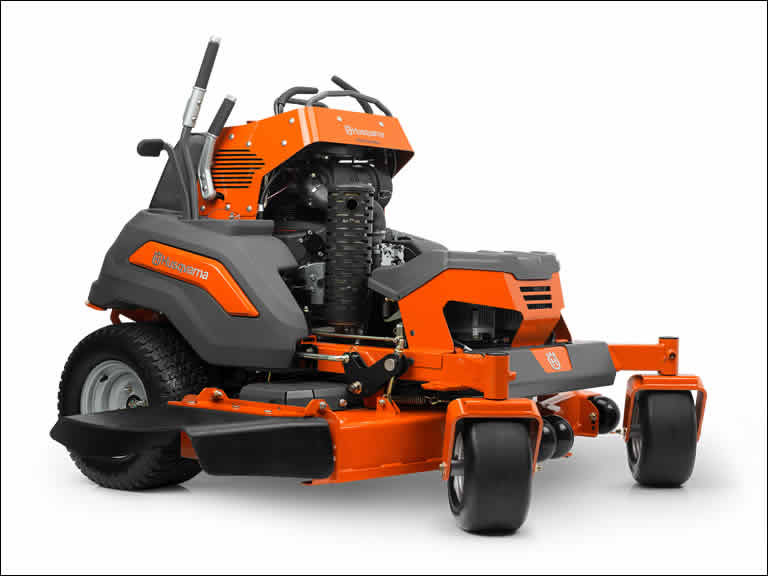 Commercial Husqvarna Stand On Zero Turn V548