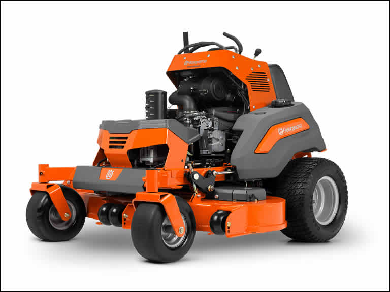Commercial Husqvarna Stand On Zero Turn V554