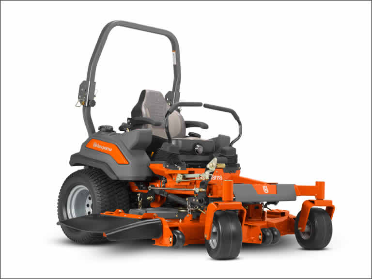 Commercial Husqvarna Zero Turn Z554
