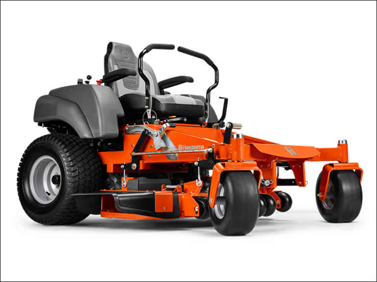 Semi Professional Husqvarna Zero Turn MZ54 Mower