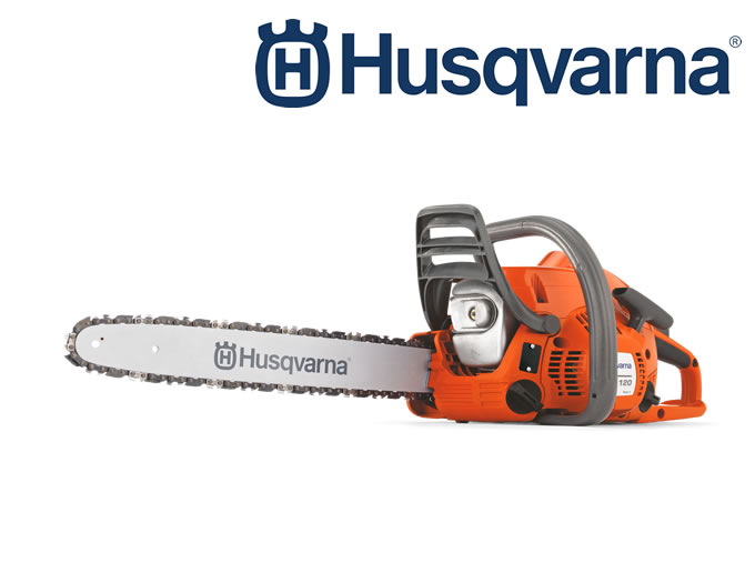 Residential Husqvarna 120 Mark II Chain Saw