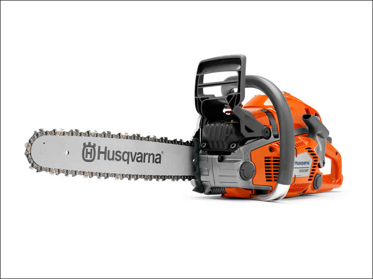 Professional Grade Husqvarna Chain Saw Model 550XP Trio Brake