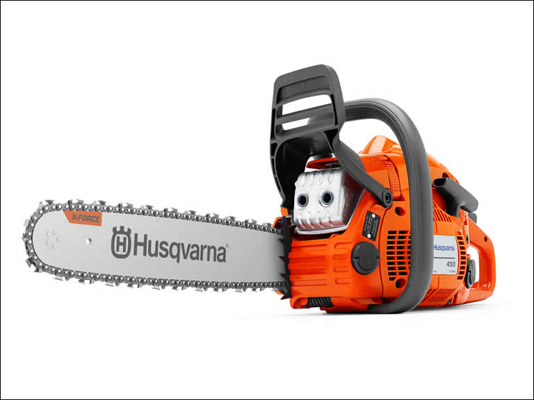 All-Round use Husqvarna Model 450 II Rancher Chain Saw