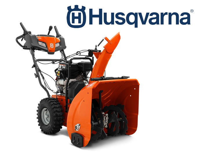 Husqvarna Two Stage ST224 Snow Blower