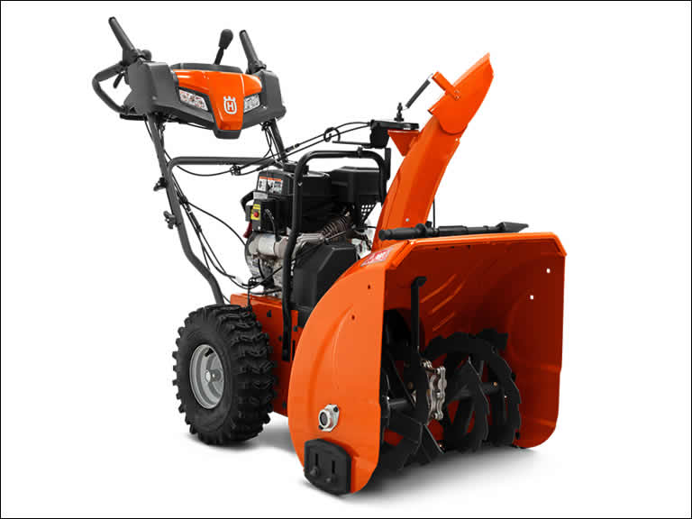 Husqvarna ST224 Two Stage Snow Thrower