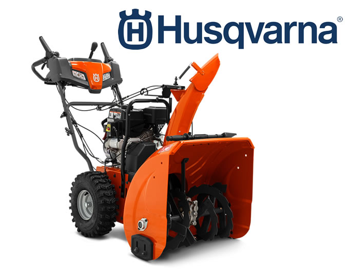 Husqvarna Two Stage ST227P Snow Blower