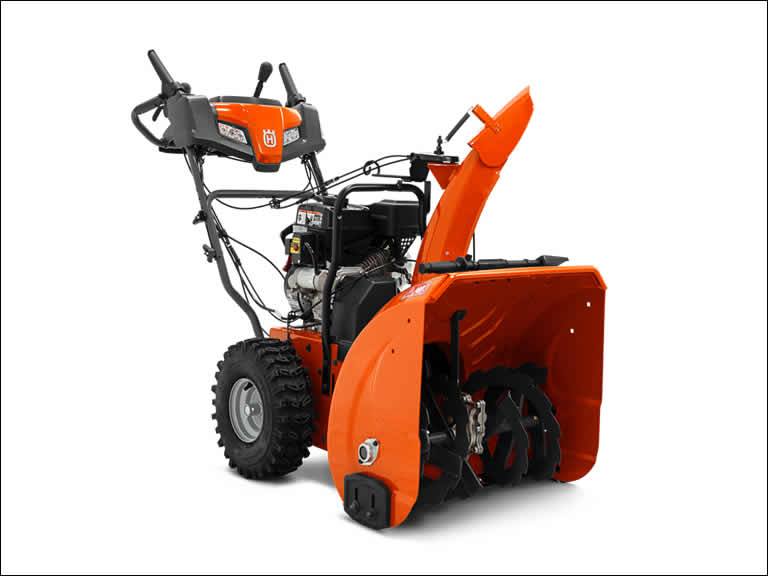 Husqvarna ST227P Two Stage Snow Thrower